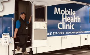 Mobile Health Clinic_Outside Photo
